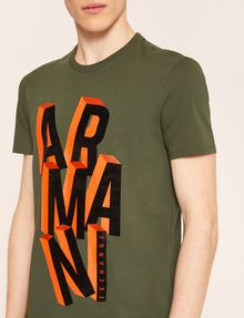 ARMANI EXCHANGE T-shirt con logo [*** pickupInStoreShippingNotGuaranteed_info ***] b