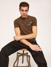 ARMANI EXCHANGE T-shirt con logo Uomo a