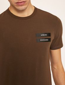 ARMANI EXCHANGE T-shirt con logo Uomo b
