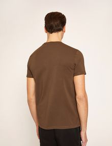 ARMANI EXCHANGE EQUAL SIGN SLIM LOGO TEE Logo T-shirt [*** pickupInStoreShippingNotGuaranteed_info ***] e