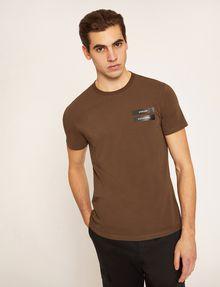 ARMANI EXCHANGE EQUAL SIGN SLIM LOGO TEE Logo T-shirt [*** pickupInStoreShippingNotGuaranteed_info ***] f