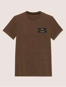 ARMANI EXCHANGE EQUAL SIGN SLIM LOGO TEE Logo T-shirt [*** pickupInStoreShippingNotGuaranteed_info ***] r