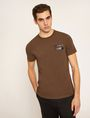 ARMANI EXCHANGE EQUAL SIGN SLIM LOGO TEE Logo T-shirt [*** pickupInStoreShippingNotGuaranteed_info ***] f