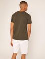 ARMANI EXCHANGE Solid T-shirt [*** pickupInStoreShippingNotGuaranteed_info ***] e
