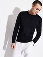 ARMANI EXCHANGE CLASSIC INSIGNIA CREWNECK SWEATER Pullover Man a