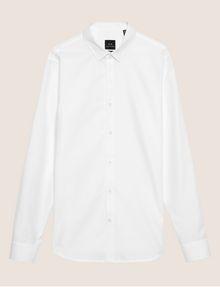 ARMANI EXCHANGE Plain Shirt Man r