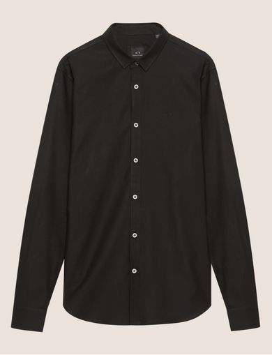ARMANI EXCHANGE Plain Shirt Man R