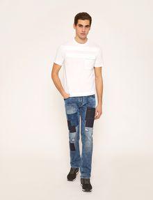 ARMANI EXCHANGE T-Shirt a Tinta Unita [*** pickupInStoreShippingNotGuaranteed_info ***] d