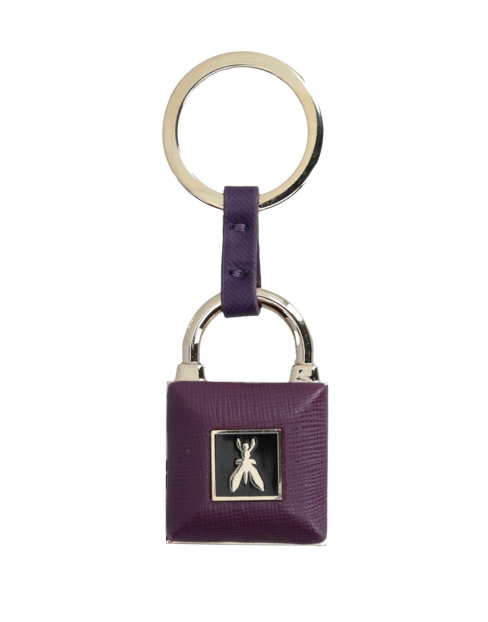 PATRIZIA PEPE Брелок для ключей jobon zhongyin брелок для ключей кольцо брелок для ключей волокно кожа двойной брелок для переноски zb 030g розовое золото