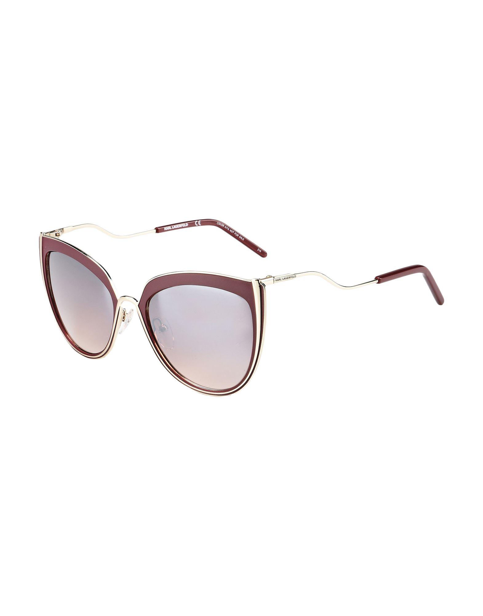 KARL LAGERFELD Солнечные очки karl lagerfeld солнечные очки