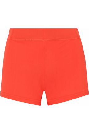 ADIDAS by STELLA McCARTNEY Train stretch-jersey shorts