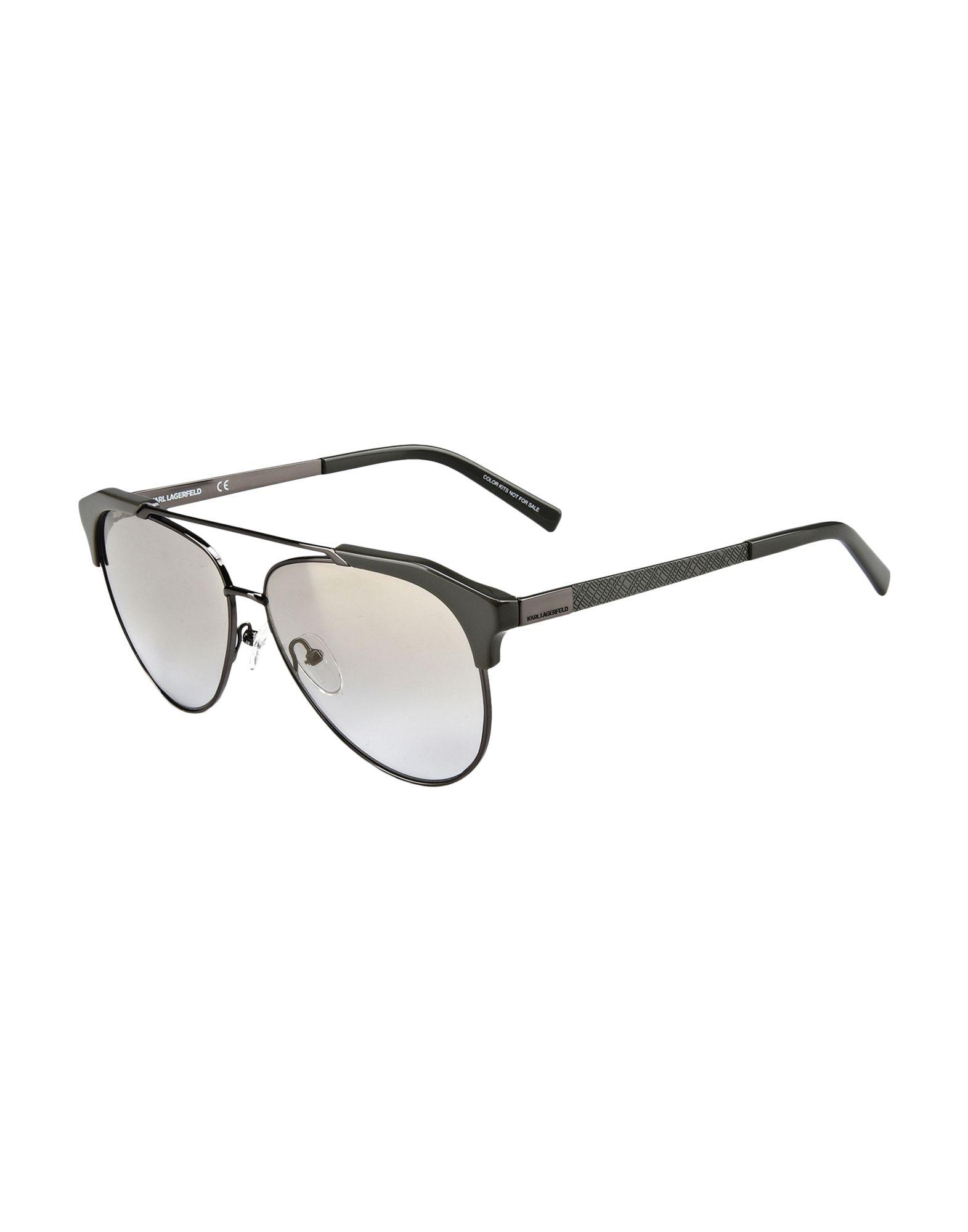 KARL LAGERFELD Солнечные очки солцезащитные очки