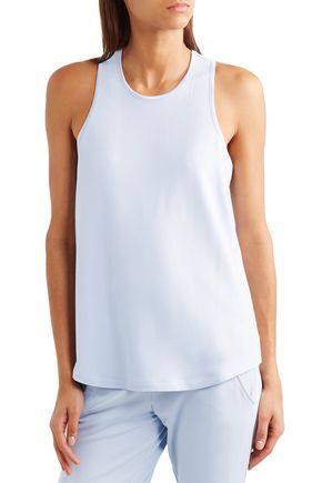 ELLE MACPHERSON BODY Chic French terry pajama top