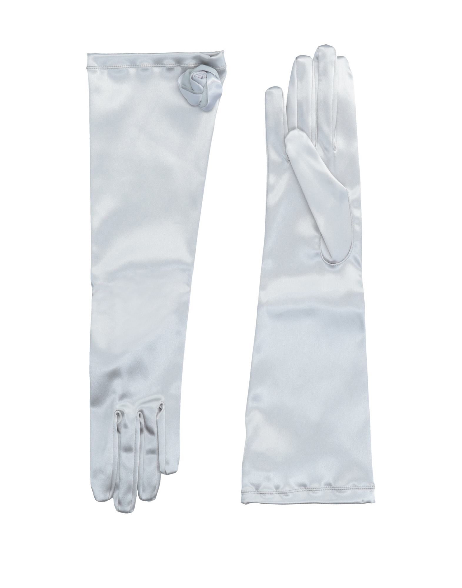ARMANI COLLEZIONI Damen Handschuhe Farbe Hellgrau Größe 6