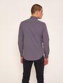 ARMANI EXCHANGE SLIM-FIT PLAID STRETCH SHIRT Checked Shirt Man e