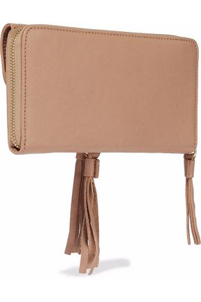 SEE BY CHLOÉ Collins tasseled leather wallet