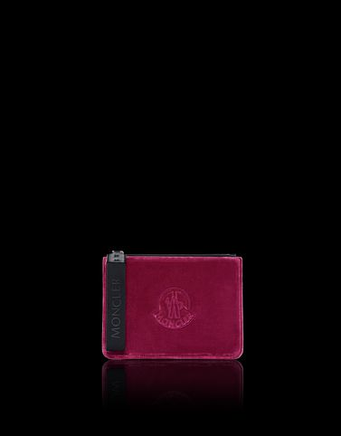 MONCLER POUCH SMALL - Clutches - women