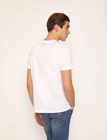 ARMANI EXCHANGE アニメーションプリントTシャツ グラフィックTシャツ メンズ e