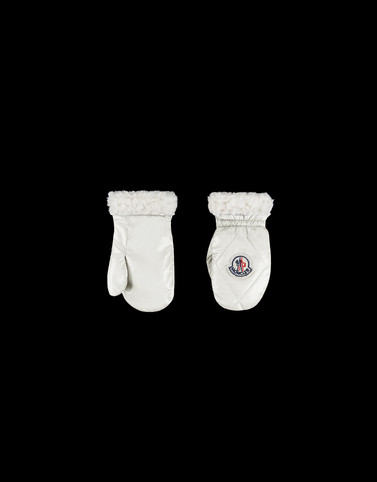 MITTENS Ivory For Kids
