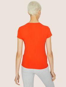 ARMANI EXCHANGE Logo T-shirt Woman e