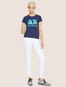 ARMANI EXCHANGE Logo T-shirt Woman d