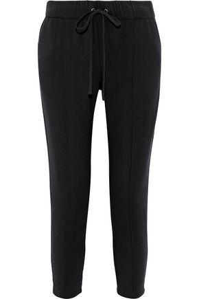 ENZA COSTA Fleece track pants