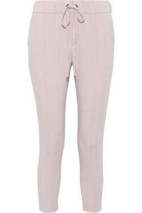 ENZA COSTA Fleece track pants