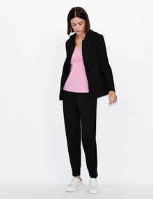 ARMANI EXCHANGE Fleece Trouser Woman d