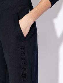 ARMANI EXCHANGE Fleece-Hose Damen b