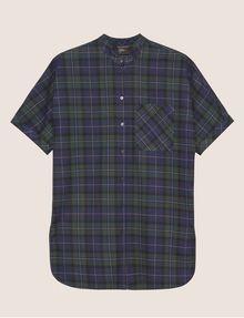 ARMANI EXCHANGE チェック柄オーバーシルエットシャツ チェックシャツ レディース r
