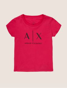 ARMANI EXCHANGE Logo T-shirt [*** pickupInStoreShipping_info ***] f