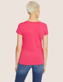 ARMANI EXCHANGE T-shirt au logo Femme e