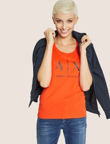 ARMANI EXCHANGE Logo T-shirt Woman a
