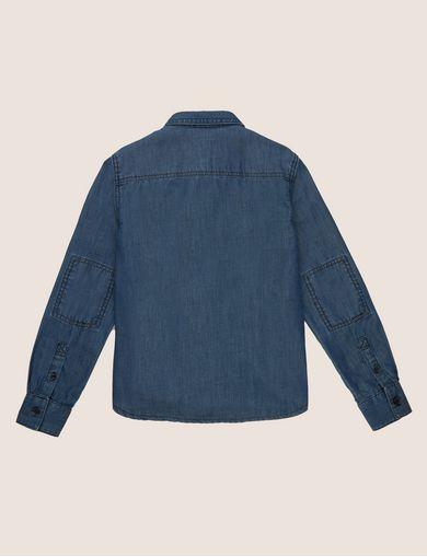 ARMANI EXCHANGE Camisa de manga larga Hombre R