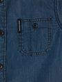 ARMANI EXCHANGE Camicia in Denim [*** pickupInStoreShippingNotGuaranteed_info ***] e
