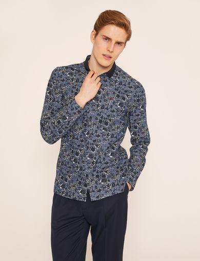 ARMANI EXCHANGE ロングスリーブシャツ メンズ F