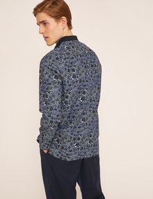 ARMANI EXCHANGE ロングスリーブシャツ メンズ e