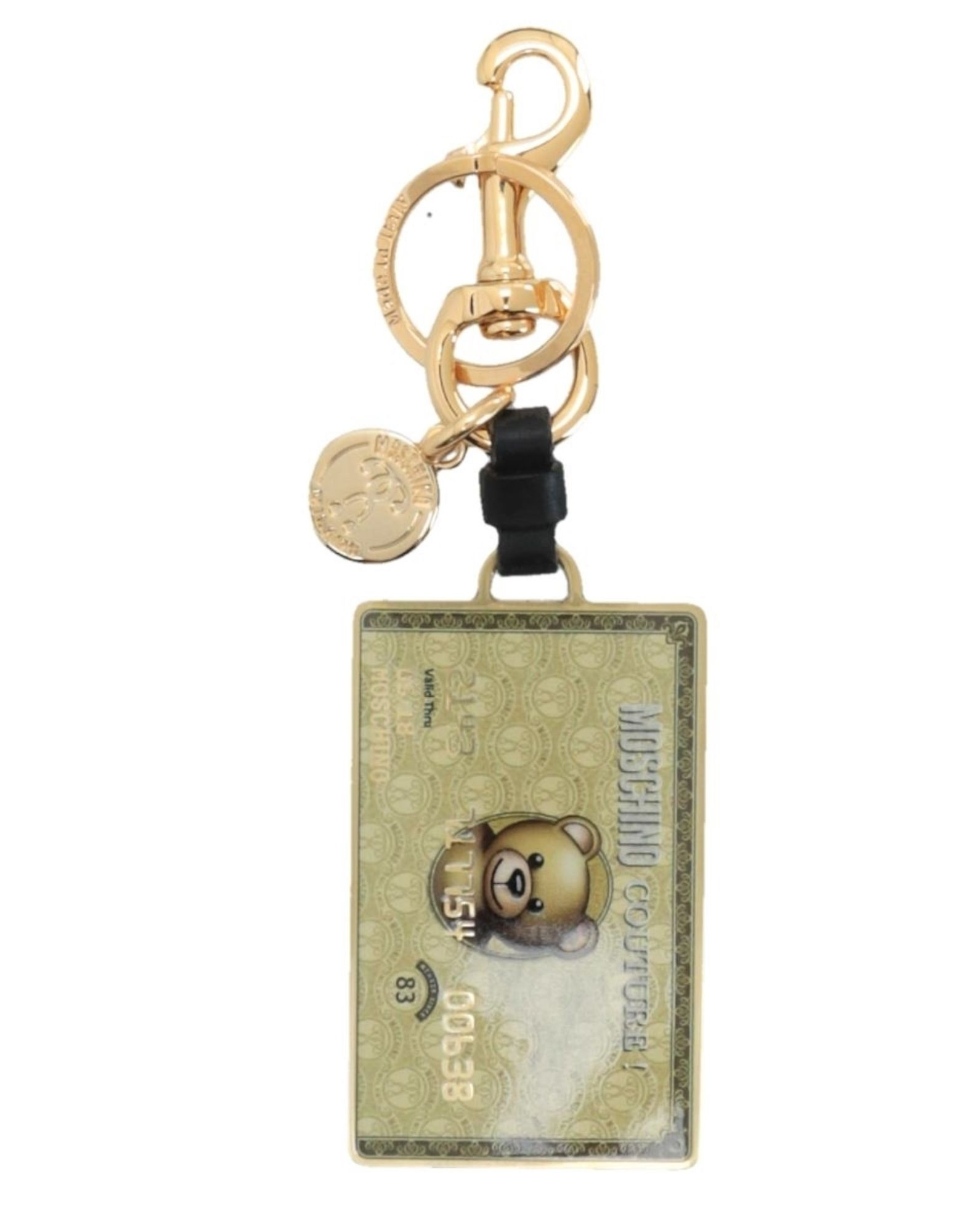 MOSCHINO Брелок для ключей ryan roche брелок для ключей