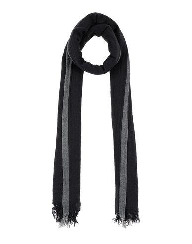 Фото - Мужской шарф  цвет стальной серый
