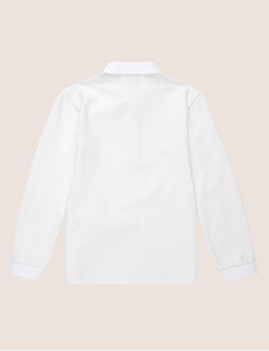 ARMANI EXCHANGE Langärmeliges Poloshirt Herren R