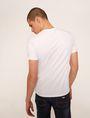 ARMANI EXCHANGE VネックTシャツ ロゴTシャツ メンズ e
