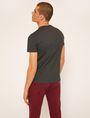 ARMANI EXCHANGE SLIM-FIT EMPIRE STATE LOGO CREW Graphic T-shirt [*** pickupInStoreShippingNotGuaranteed_info ***] e