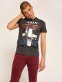 ARMANI EXCHANGE SLIM-FIT EMPIRE STATE LOGO CREW Graphic T-shirt [*** pickupInStoreShippingNotGuaranteed_info ***] f