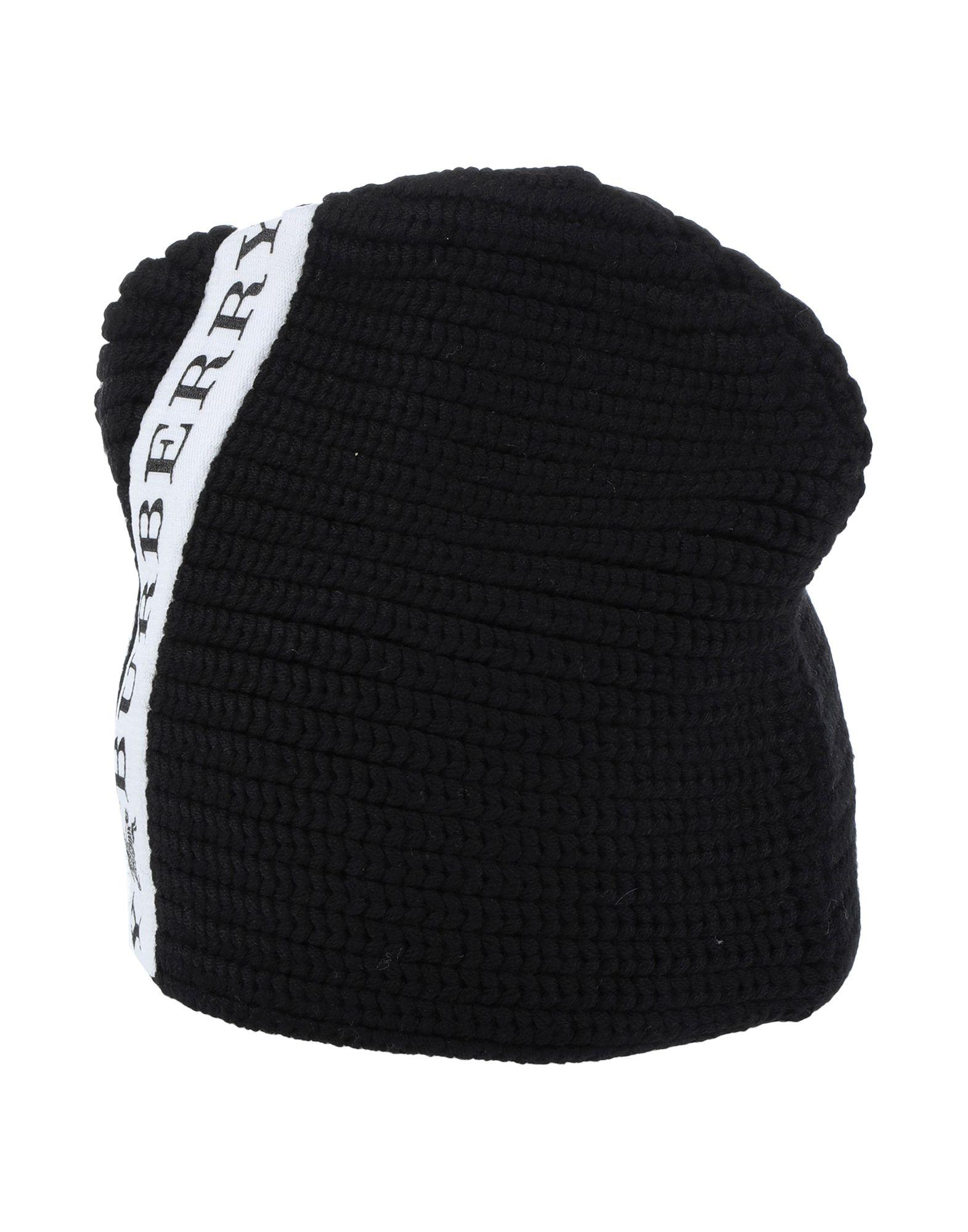 BURBERRY Головной убор головной убор shay five seasons шапки тонкие