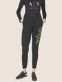 ARMANI EXCHANGE Fleece-Hose Damen f