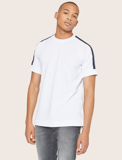 ARMANI EXCHANGE Top in pile Uomo F