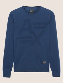 ARMANI EXCHANGE Rundkragen [*** pickupInStoreShippingNotGuaranteed_info ***] r