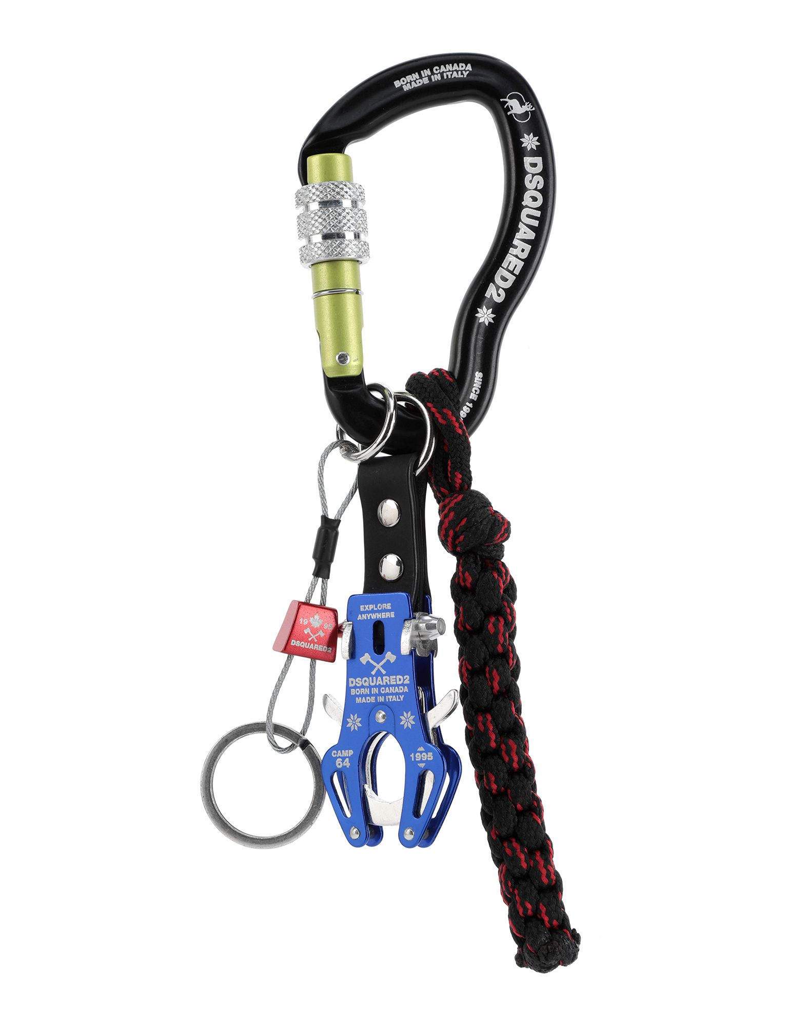 DSQUARED2 Брелок для ключей ryan roche брелок для ключей
