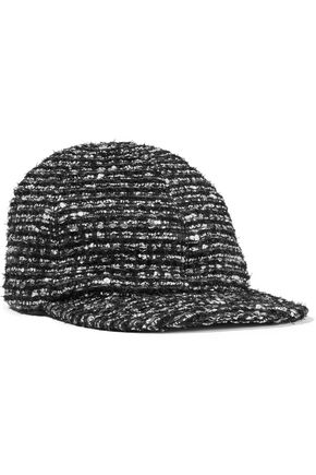 EUGENIA KIM Darien cotton-blend tweed cap