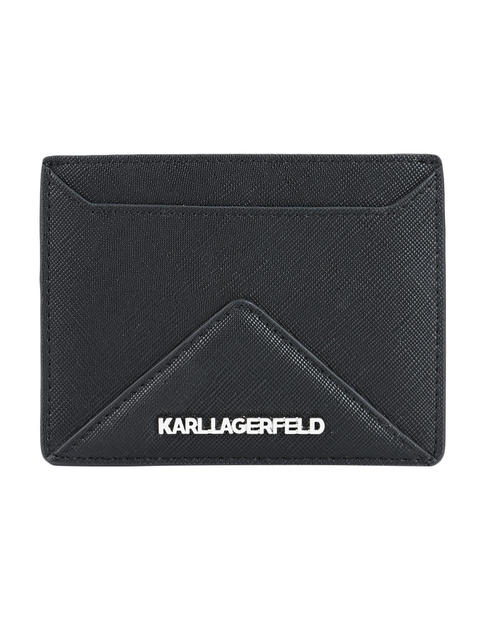 KARL LAGERFELD Чехол для документов karl lagerfeld брелок для ключей